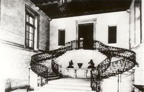 Oheka Castle   Grand Staircase   Almost a century ago