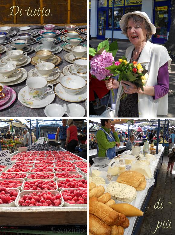 Cracovia: i mercati