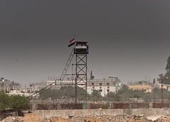 Watch Tower, Rafa, Gaza/Egypt
