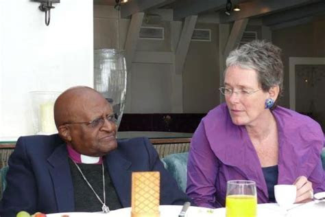 Photos: Archbishop Desmond Tutu?s daughter weds her