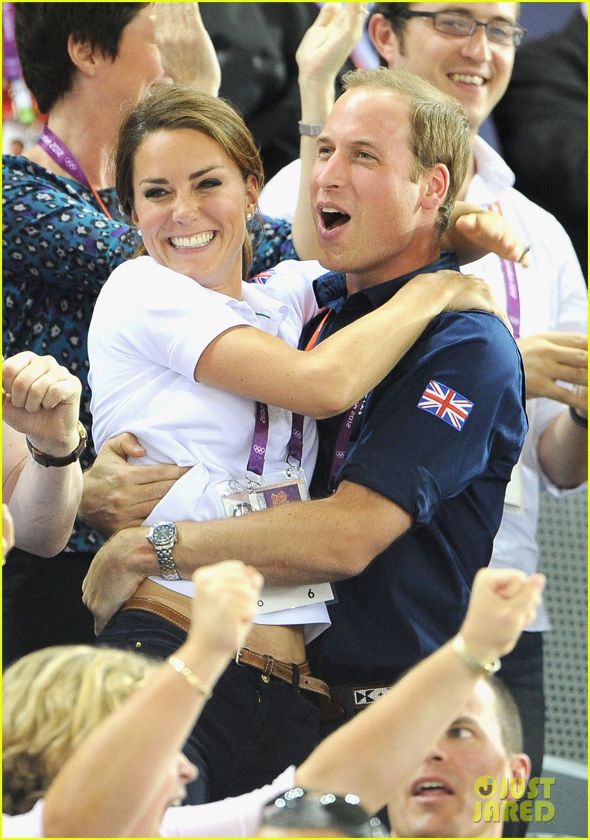 duchess kate prince william celebrate great britains cycling win at the olympics 03