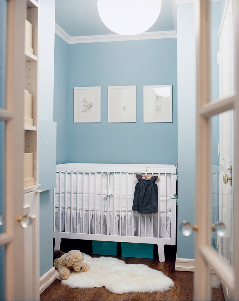 Ideas For Converting Rooms Into Nursery Space Dig This Design