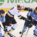 1cbb482348fbf Bojovný výkon Slovanu nestačil. Siedmu sezónu v KHL ukončil 47. prehrou