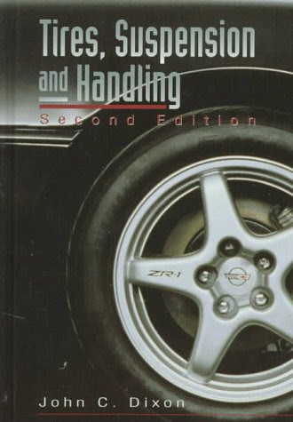 Tires, Suspension, and Handling, Second Edition [R-168]