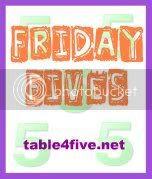 Friday Fives Badge