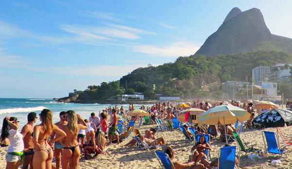 Best Beaches in Rio de Janeiro Brazil