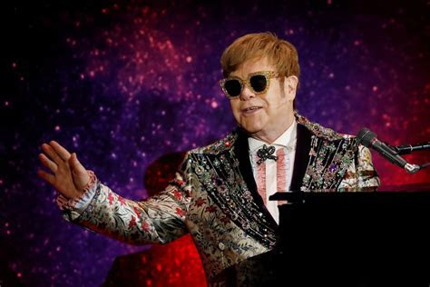 Royal Wedding 2018: Elton John Will Sing at Megan Markle