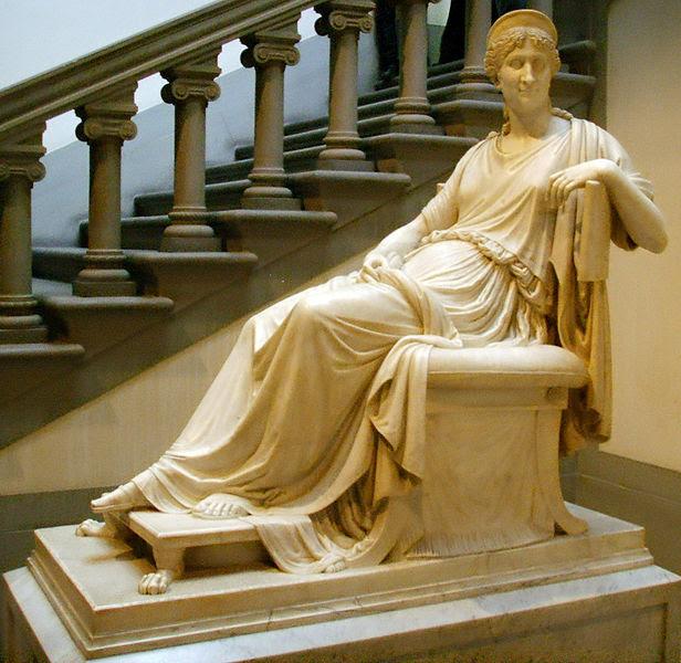 Fil: BNCF, Statua madre napoleone.JPG
