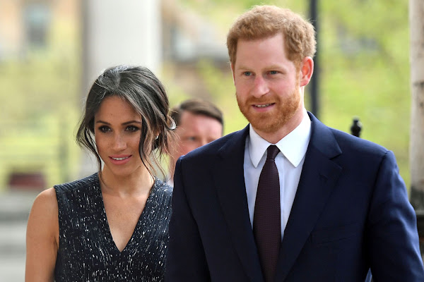 0974ea0682 What Royal Titles Will Meghan Markle and Prince Harry s Kids Have