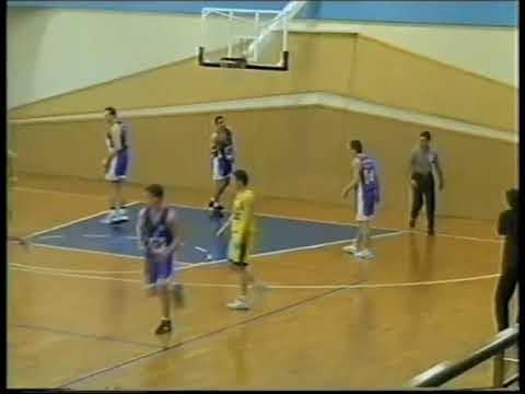Ρετρό: Ο αγώνας Μαντουλίδης-Πειραϊκός για την Β΄ Εθνική ανδρών την περίοδο 2000-2001