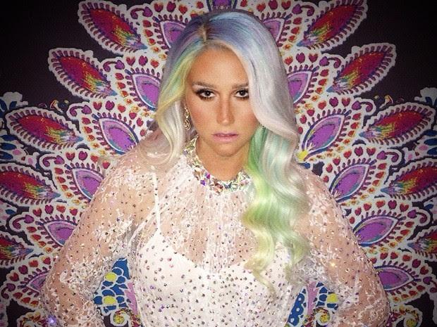 Kesha  (Foto: Divulgação )