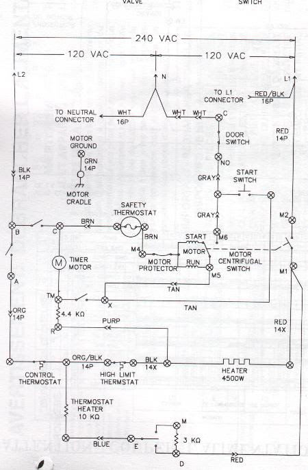 admiral electric dryer wiring diagram image 4