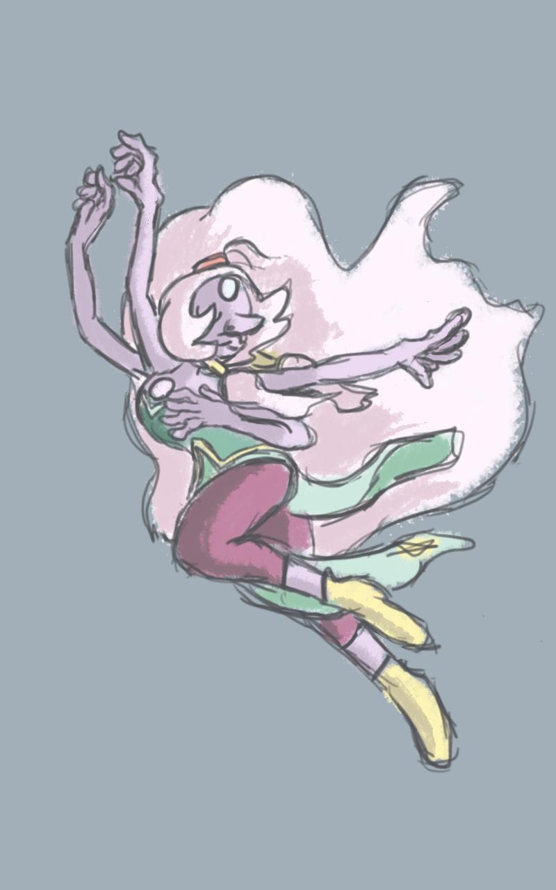 A messy Opal