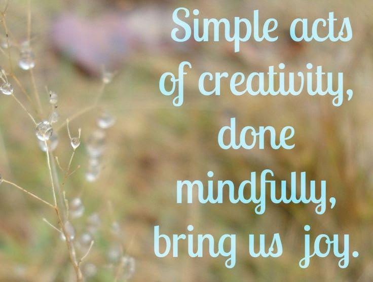 31 Days on Creativity: The Purpose - Finding Abundance