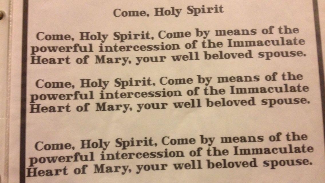Come Holy Spirit prayer   ♛King» of kings   Pinterest