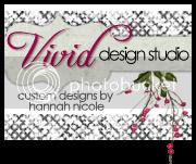 Vivid Design Studio   Custom Designs by Hannah Nicole