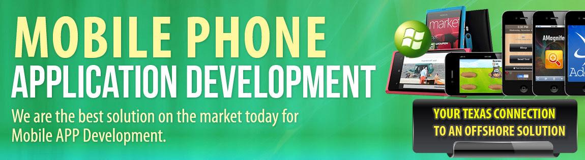 Seo Marketing Service Flex Application Developer Android Phone