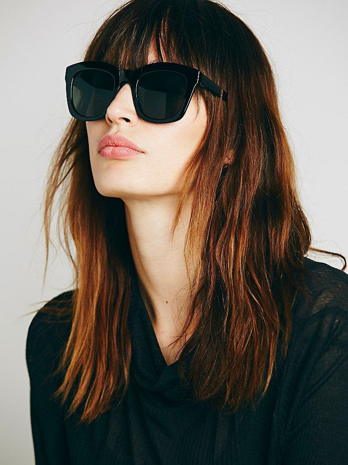 Le Fashion Blog French Girl Chic Bangs Hair Inspiration Free People Black Oversized Wayfarer Kensington Sunglasses photo Le-Fashion-Blog-French-Girl-Chic-Bangs-Hair-Inspiration-Free-People-Black-Oversized-Wayfarer-Kensington-Sunglasses.jpg