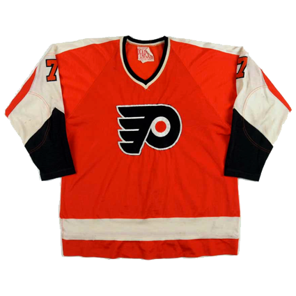 Philadelphia Flyers 70-71 jersey, Philadelphia Flyers 70-71 jersey