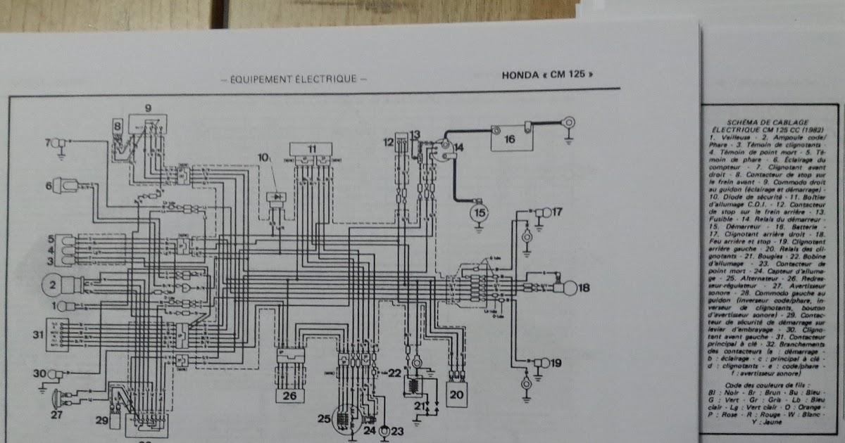 12 Schema Electrique Yamaha Xj 900