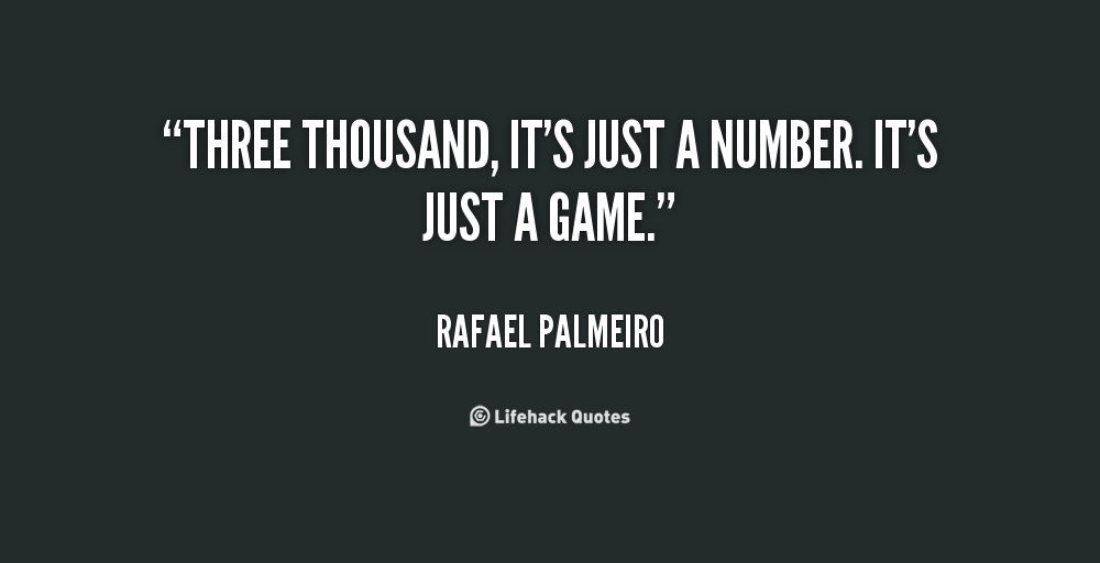 Quotes About Number 3 18 Quotes