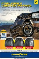 Goodyear Tyres Find Prices Dealers Retailers Of Goodyear Tyres