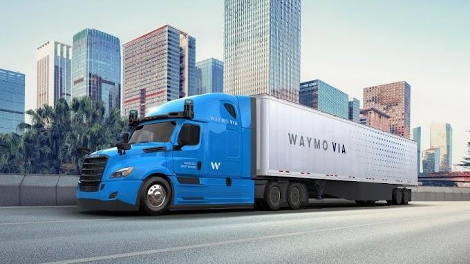 Waymo Self-Driving Trucks Will Soon Start Moving Freight Across Texas