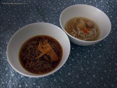 Ramen e Udon pronti da mangiare