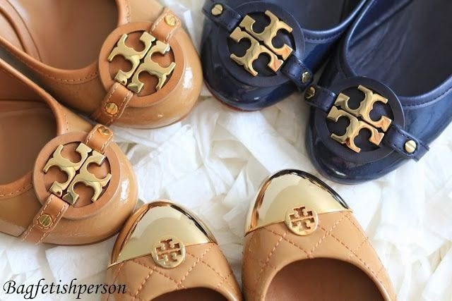 Attractive Tory Burch Pumps