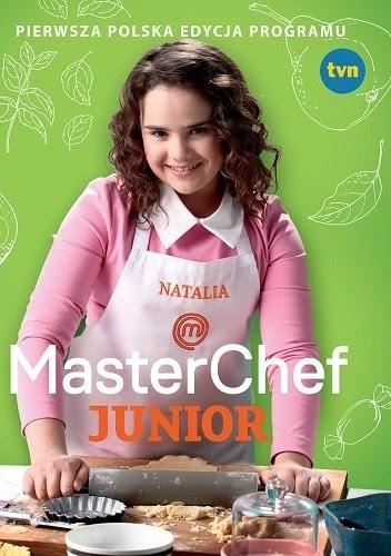 Okładka książki Masterchef Junior