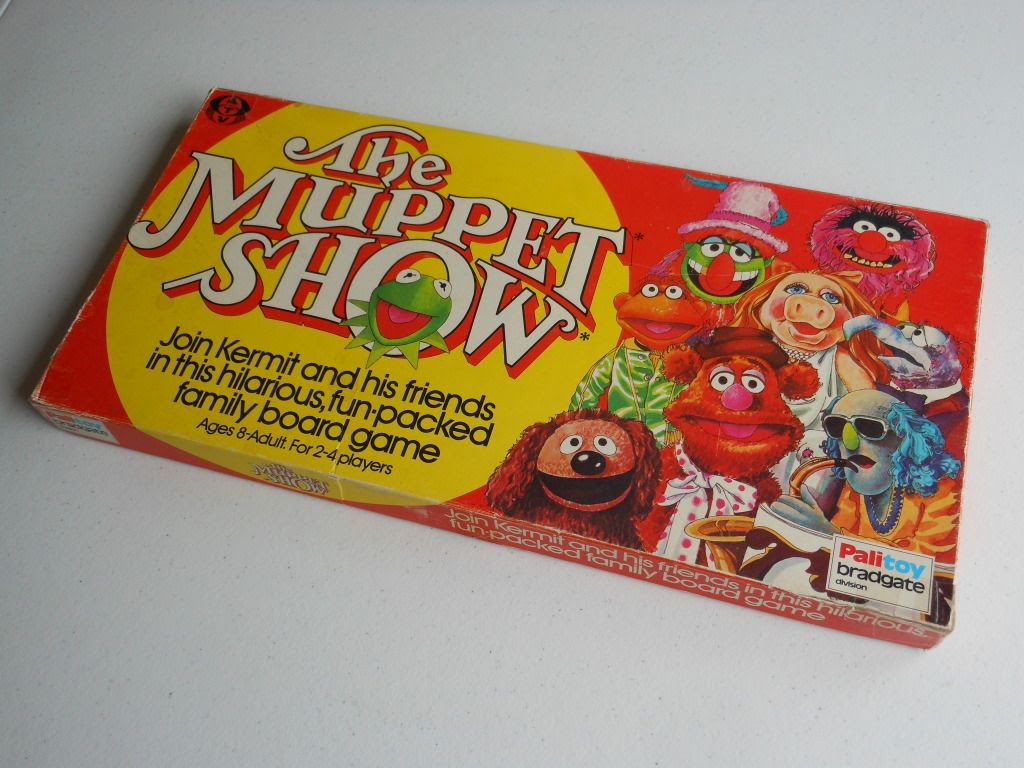The Muppet Show box