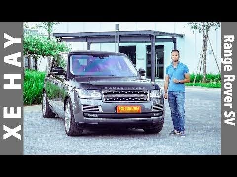 Báo VietnamNet: Chiêm ngưỡng chiếc Range Rover đắt hơn cả Bentley Bentayga