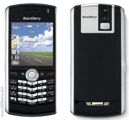 Rapido Blackberry 8100