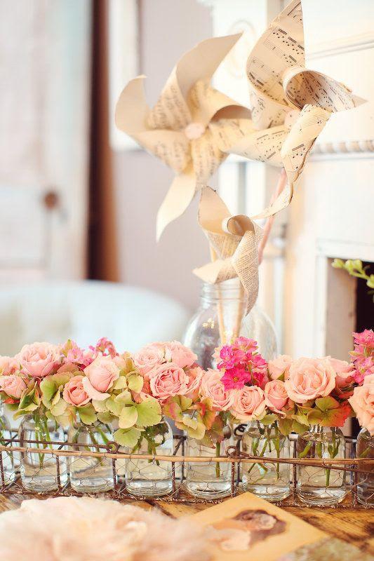 pink bridal shower - Favprs too?
