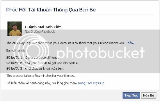 Làm gì khi quên mật khẩu Facebook cá nhân www.c10mt.com