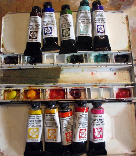 Jane LaFazio Watercolor Kit