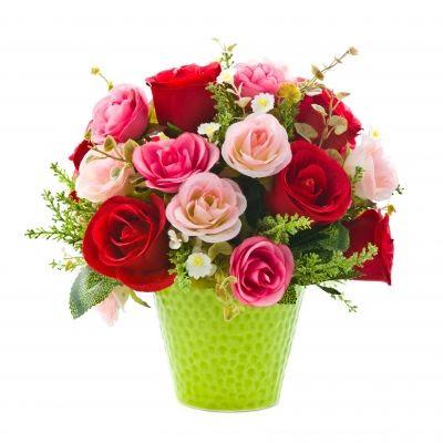 בא במייל -כך שומרים על זרי הפרחים בבית