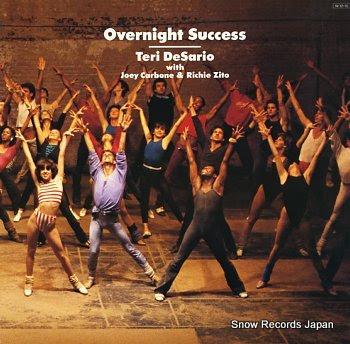 DESARIO, TERI overnight success
