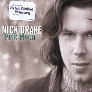 "Cover of ""Pink Moon"""