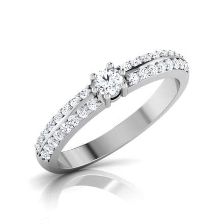 Ethereal Diamond Ring Jewellery India Online   CaratLane.com