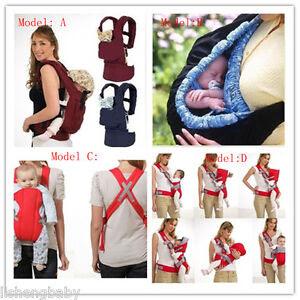 Review Ebay Crosstrainer Elliptical Baby Sling Front
