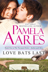 Love Bats Last (The Tavonesi Series, #1) by Pamela Aares