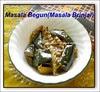 Masala Aloo-Begun (Aloo-baingan in Bengali style)