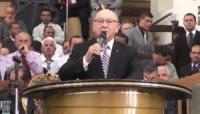 """Pastor José Wellington critica mudança de hábitos entre pentecostais e diz: """"Assembleia de Deus já não é mais a mesma""""; Assista"""