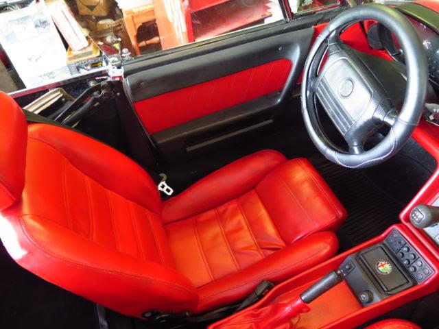 Alfa Romeo Spider Convertible 1991 White For Sale
