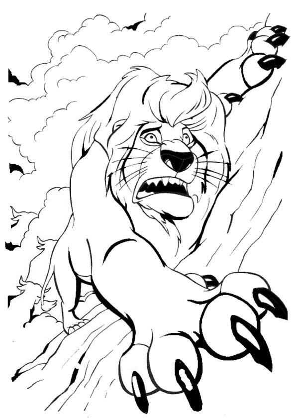 33 könig der löwen ausmalbilder - besten bilder von