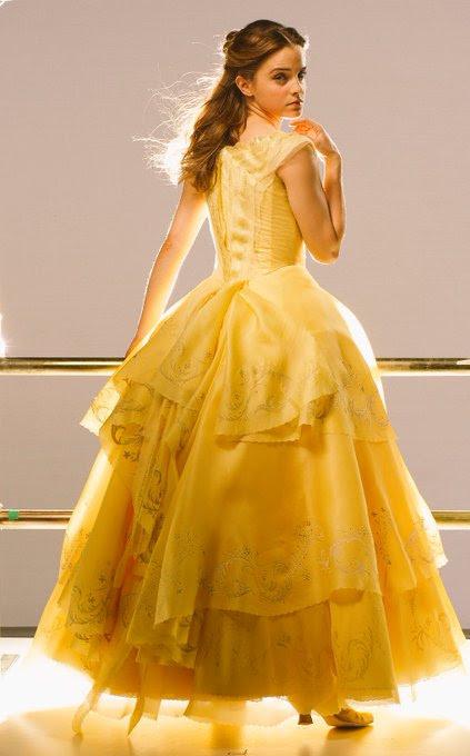 Emma Watson Belle Photoshoot Emma Watson Age
