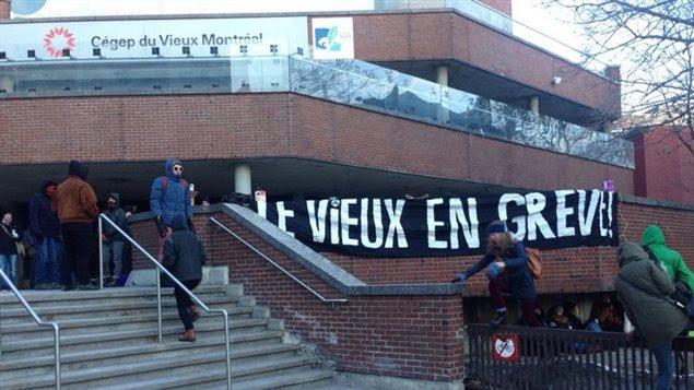 Le Cégep du Vieux Montréal
