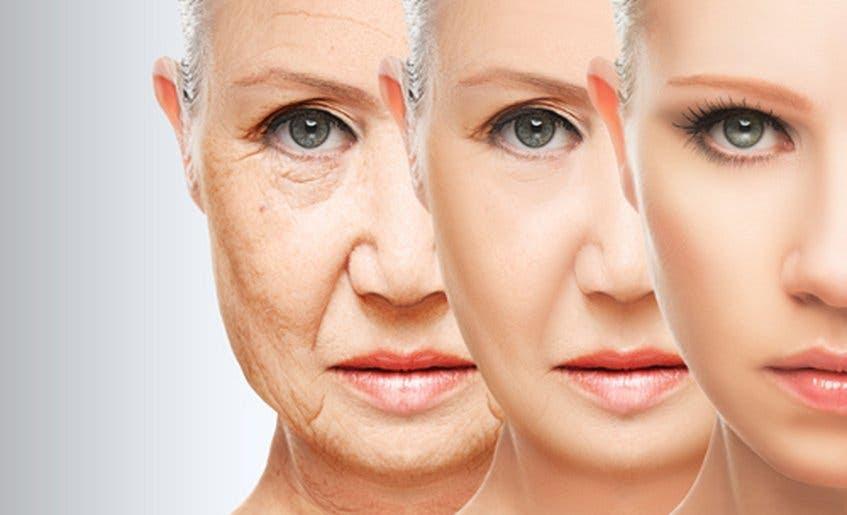 Resultado de imagen para causas genéticas del envejecimiento, que comienza entre 40 y 50 años