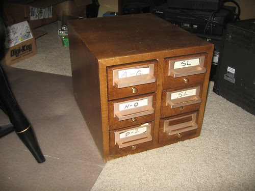 Card Catalog Conversion - Very well made